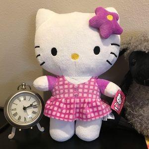 NWT Hello Kitty Plush
